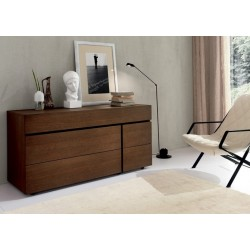 Nicole luxury sideboard with drawer
