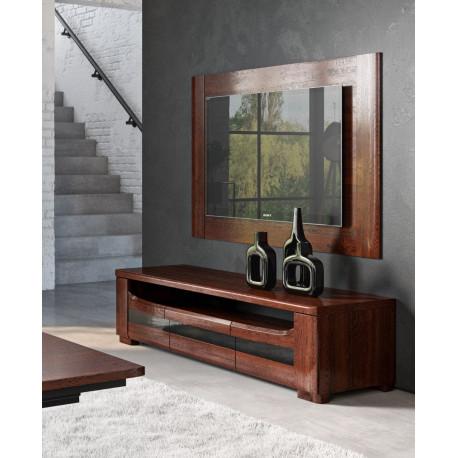Riva 182cm assembled TV unit