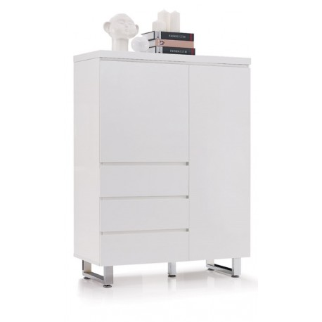 Sydney 96 - high gloss sideboard