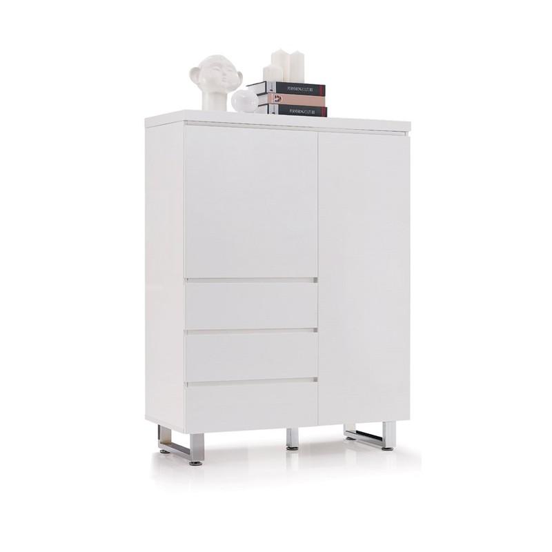 Sydney 96 Cm High Gloss Sideboard Furniture Sets 369