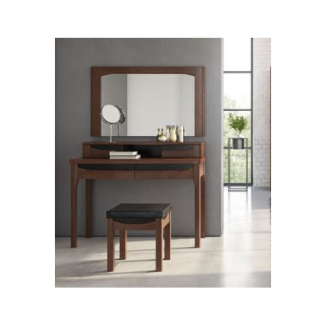 Riva dressing table with mirror