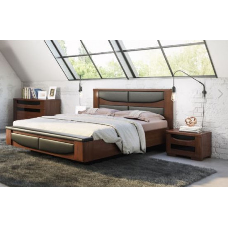 Riva set of two bedside cabinets