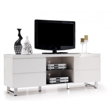 Sydney II - high gloss tv unit