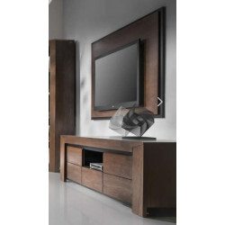 Sempre 187cm assembled TV unit