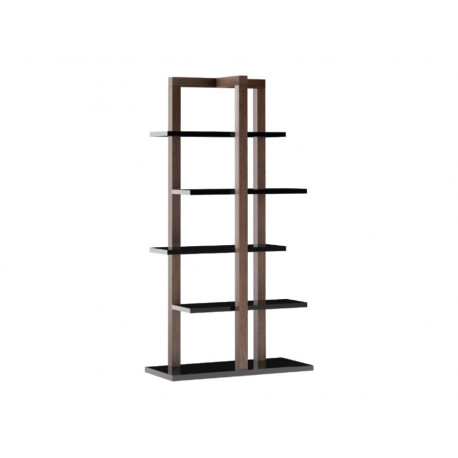 Sempre solid wood bookshelf