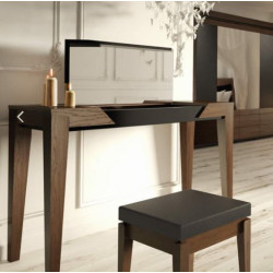 Sempre dressing table with mirror