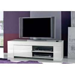 Eos 140cm high gloss tv unit