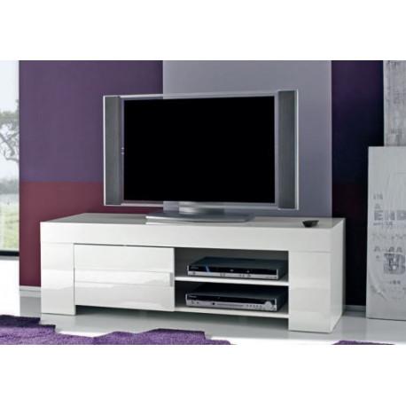 Eos 140cm high gloss tv unit