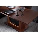 Maganda II pneumatic extendable coffee table