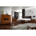 Maganda II solid wood bed