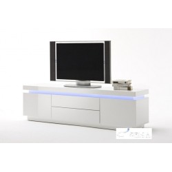 Avanti  - gloss tv unit with LED lights