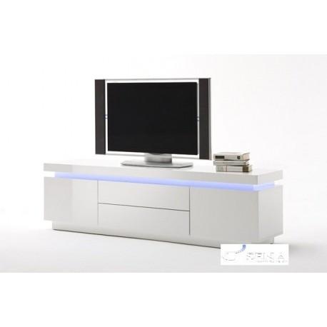 Avanti  - gloss tv unit with LED lights