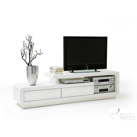 Tony High Gloss TV Unit Stands Sena Home Furniture