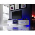 Blue high gloss TV 160 and 180cm available