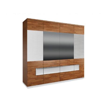 Vigo 224cm 4 doors wardrobe