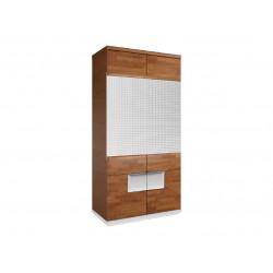 Vigo 102cm 2 doors wardrobe