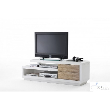 Tony II - high gloss TV unit