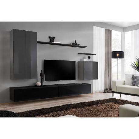 Switch IV - small modular wall cabinet