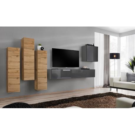 Switch III - modular wall unit