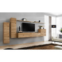 Switch II - modular hanging TV wall unit