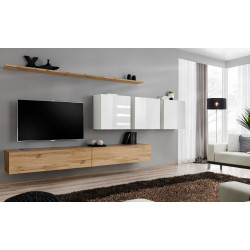 Switch VII - modular wall unit