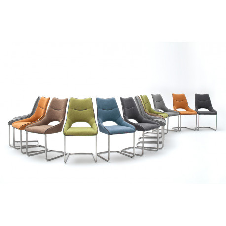 Aldrina dining chair with various colour`s