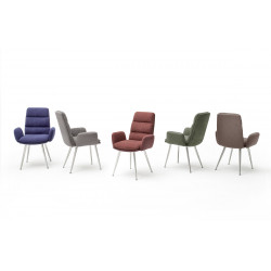 Frida II dining chair in various colours