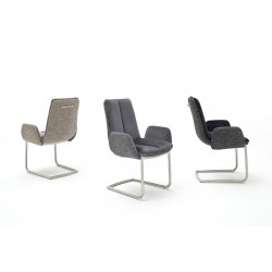 Gregor II dining chair in various colours