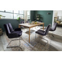 Gregor dining chair in various colours