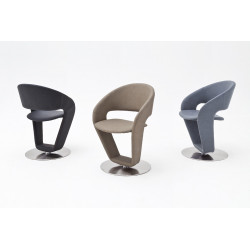 Firona swivel dining chair