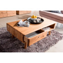 Dallas coffee table in various wood option
