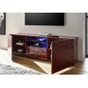 Prisma 181 cm red gloss decorative TV unit
