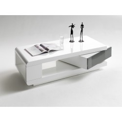 Ida gloss coffee table