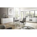 Prisma 181 cm white gloss decorative sideboard