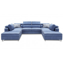 Largo U Shaped Sofa Bed