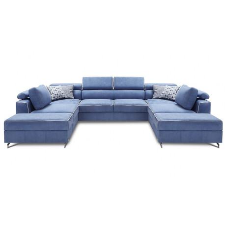 Largo U Shaped Sofa Bed