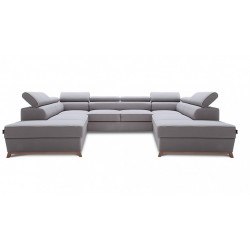 Novel U shaped Modular Sofa Bed