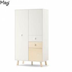 Magi two door wardrobe
