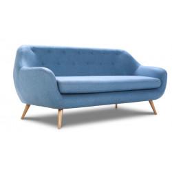 Stilo 2 or 3 seater scandinavian style sofa