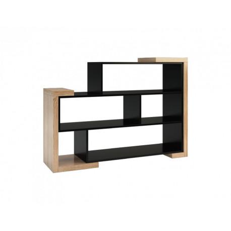 Corino low freestanding bookshelf