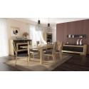 Corino 192cm 2 doors 4 drawers