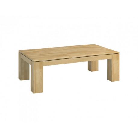 Rossano oak coffee table
