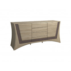 Korso assembled solid wood sideboard