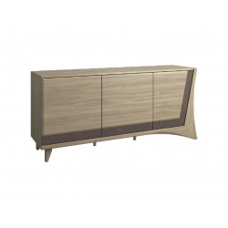 Korso II assembled solid wood sideboard
