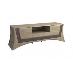Korso assembled solid wood tv unit