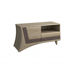 Korso II assembled solid wood tv unit