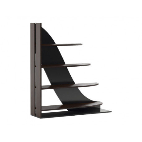 Diuna solid wood bookshelf