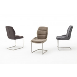 Baku dining chair with various colours