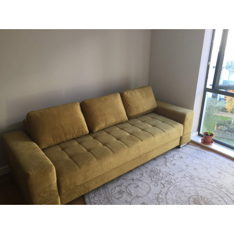 Mateo 3 seater sofa-bed