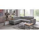 Enzo L-Shaped Modular Sofa